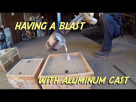 rustic aluminum castings