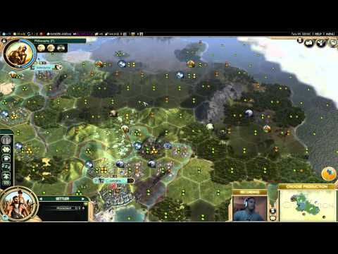 Vegan Gaming - Civilization 5: A Brave New World - Ep7