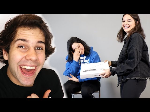 SURPRISING HER WITH A VERY DESERVING GIFT!!
