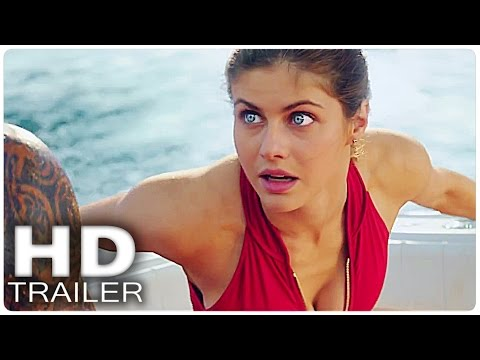 Thumbnail: BAYWATCH Red Band Trailer (Extended) 2017