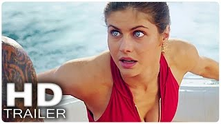 BAYWATCH Red Band Trailer (Extended) 2017