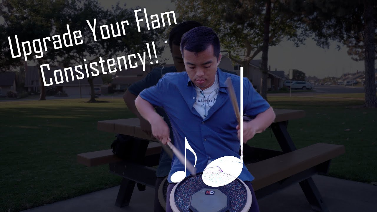 Download Smoothing Out Flam Rudiments