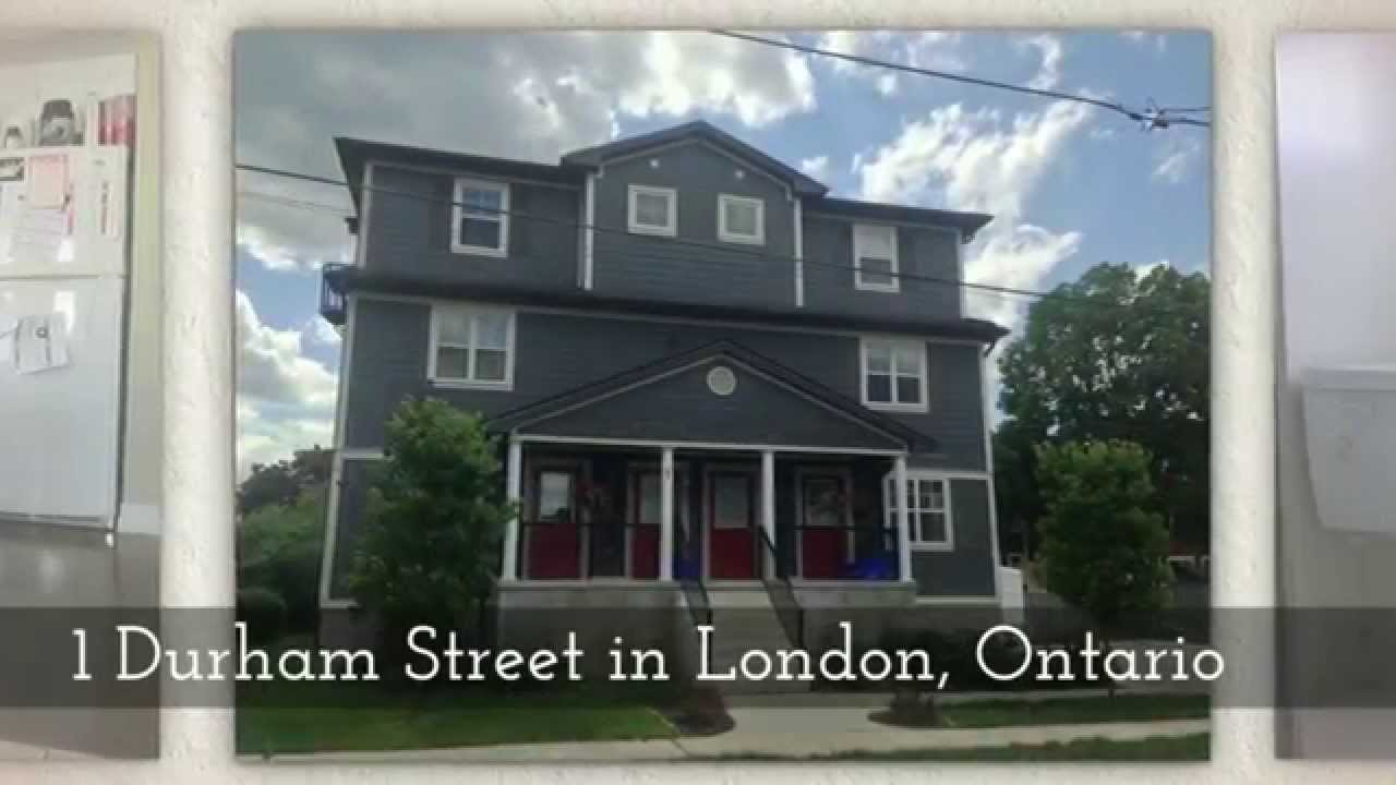 1 durham street in london, ontario - fanshawe college student