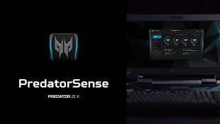 Install Predator Sense on Acer Nitro5  (2020)