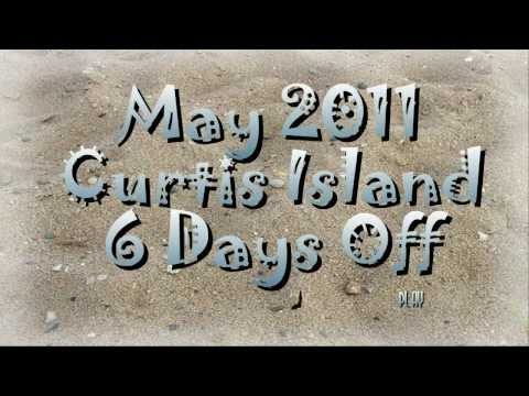 6 days on Curtis Island may 2011 HD