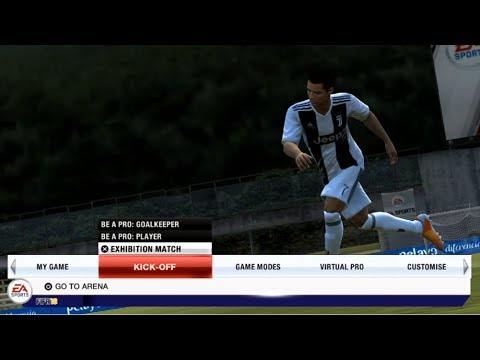 Fifa 19 Mod Fifa 18 Preview Game PS Vita - New Jersey & Update Transfer (English Language)