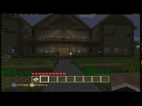 how to make a mansion in minecraft xbox 360 edition
