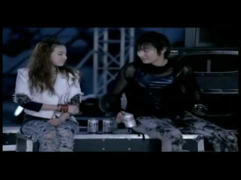 Dara - Kiss MV [english subs + romanization + hangul]
