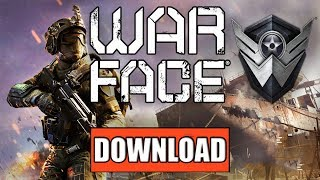 🔥 How to download Warface and get a BONUS 👑, how to install Warface