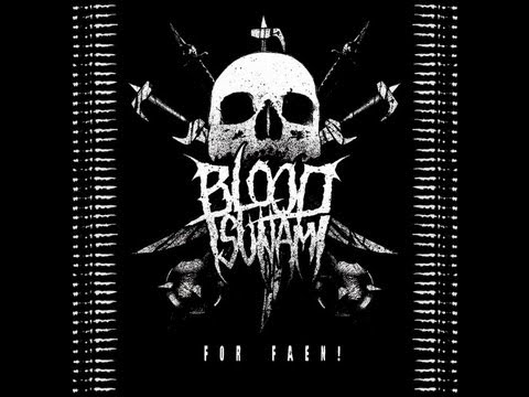 Blood Tsunami - Metal Fang (Official video - the moving picture kind)