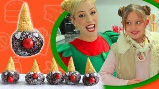 فوزي موزي وتوتي|  مع توتي | طابات شوكولاتة المهرجين | Clowns Chocolate Balls