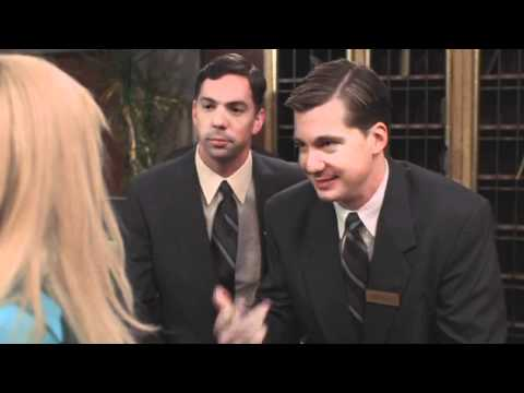 "DC Douglas in ""Totally Blonde"" (2001) Part 2"