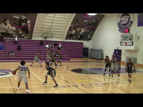 Yuba vs Monterey Peninsula College  Men's Basketball 1st Half LIVE 12/8/16