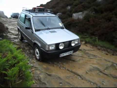 Fiat panda 4x4 off road 2013 yorkshireboys green laning for Panda 4x4 sisley off road