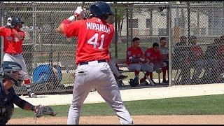 Baixar Samuel Miranda, C, Boston Red Sox