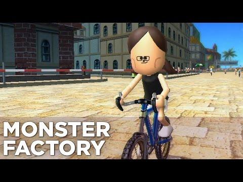 Monster Factory: Turbovicki vs. The Foot Clan in Wii Sports Resort