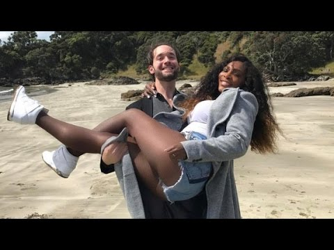 Thumbnail: Photo prompts Serena Williams pregnancy rumors
