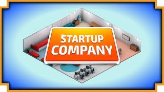 Startup Company - (Business Tycoon Game)