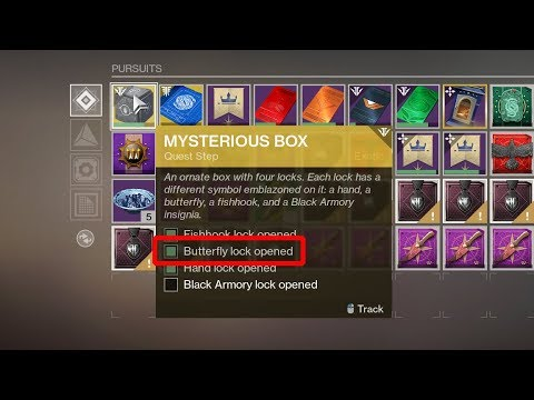 Destiny 2 Mysterious Box: How to obtain it and unlock it | Stevivor