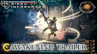 Rise of Incarnates - PC - Awakening System (Presentation Trailer)