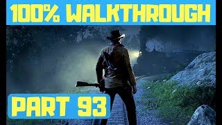 Red Dead Redemption 2 100% Walkthrough Part 93