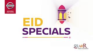 Nissan EID Special Offer 2018