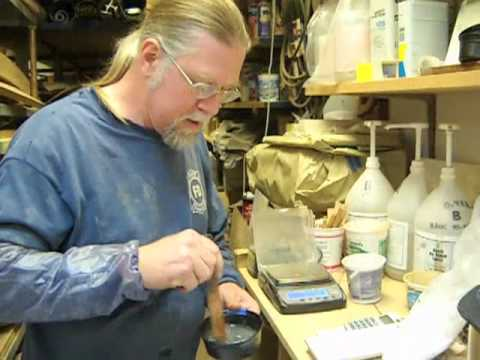 THISTLE REPAIR with Larry Liggett - Installing Rails Part 2