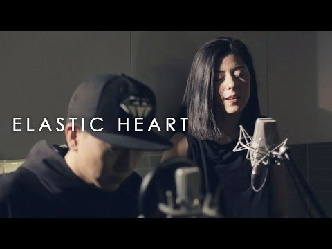Sia  Elastic Heart Cover by Daniela Andrade x KRNFX