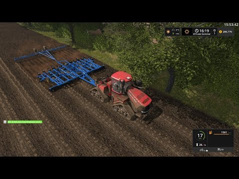 Farming Simulator 17 Timelapse #85 | South Mountain Creamery.