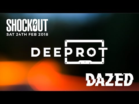 JUMP UP ROLLERS DNB MIX 2018 (Shockout x Dazed)