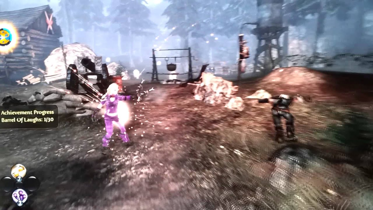 Fable 3 Mercenary - Exploring Mars