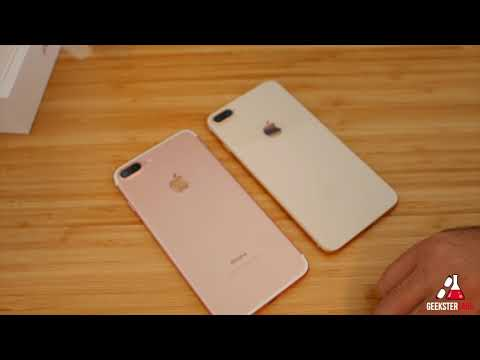 iphone-8-plus-unboxing-&-new-gold-vs-rose-gold-comparison