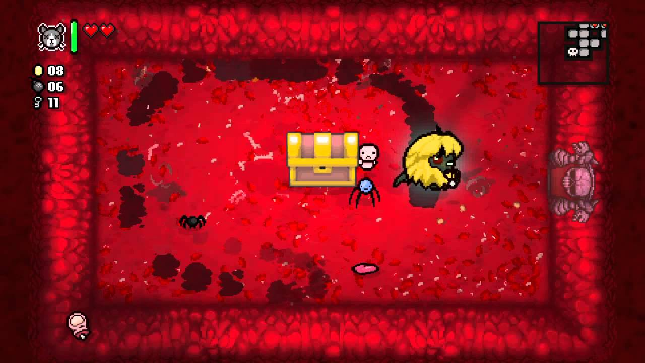 The Binding of Isaac: Rebirth / Dice Room 6\'d into Leo Urine Galaxy ...