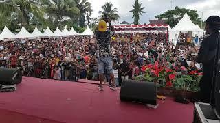 Gambar cover Peace in Liberia-Live Upright. 11 May Skow Papua