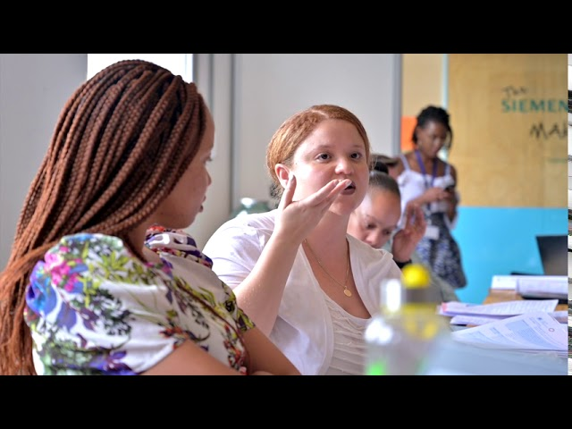 UN Global Compact Young SDG Innovators Programme (South Africa)
