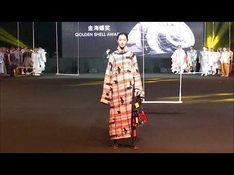 World University Student Fashion Design Competition held in Qingdao