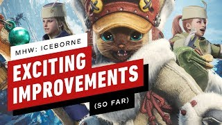 Monster Hunter World: Iceborne - 9 Exciting Quality-of-Life Improvements