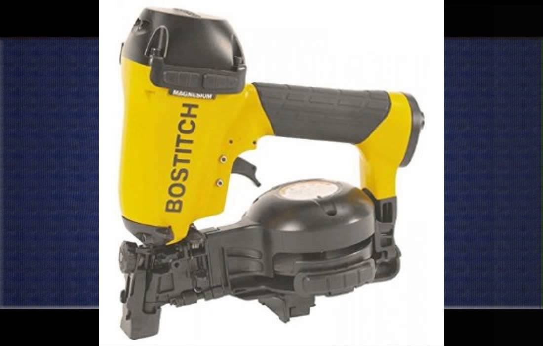 Bostitch Roof Nailer Part 1