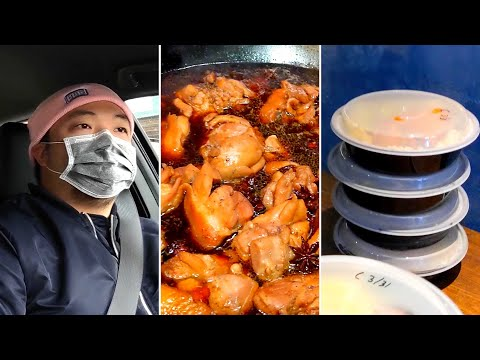 Day In The Life of 3 Chefs During The Coronavirus •Tasty