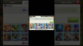 Clash of clans the healing power of healer at Max level