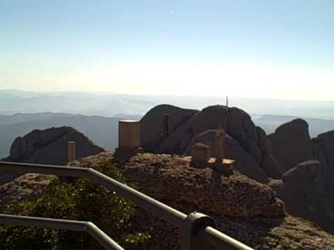 Top of the world - Montserrat