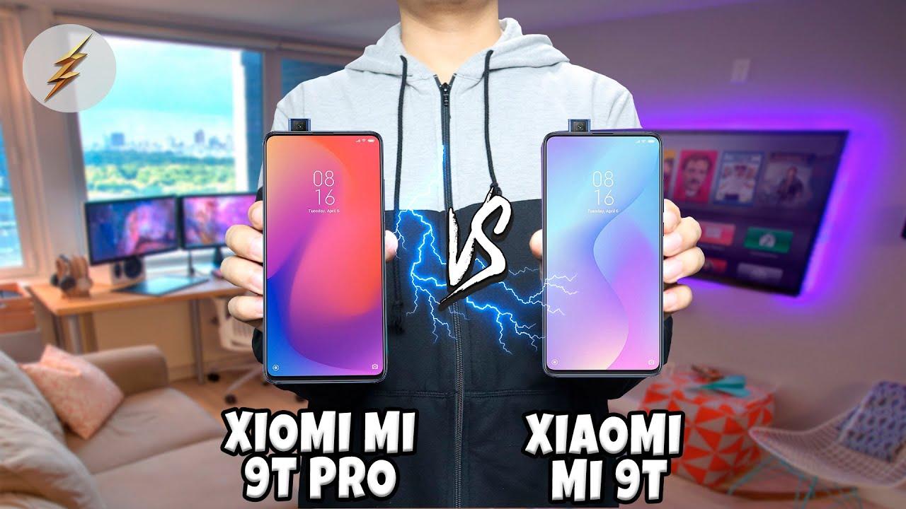 Xiaomi Mi 9T Pro VS Xiaomi Mi 9T   Comparativa   Top Pulso