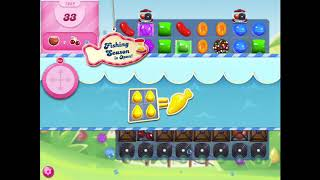 How to beat level 1089 in Candy Crush Saga!!