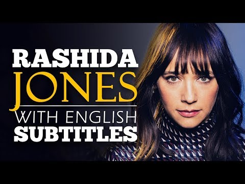 ENGLISH SPEECH | RASHIDA JONES: Choose Love (English Subtitles)