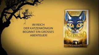 """Buchtrailer zu """"Jägermond"""" von Andrea Schacht - Penhaligon"""