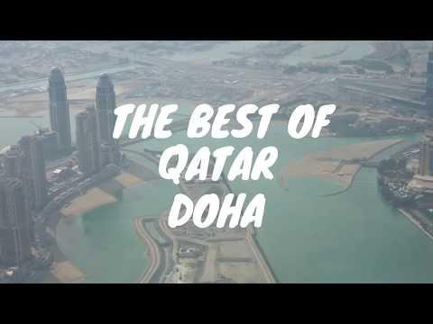 Doha (Qatar) Travel guide 2019 -  Travel vlog  - Hindi