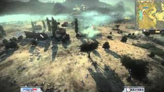 Empire Total War Battle Report Spanish