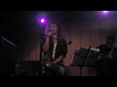 Crystal Kay - Superman (Acoustic Live in New York)
