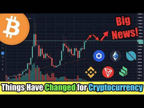 This May Change Your Mind on Cryptocurrency | Bitcoin, Ethereum, and Chainlink JUST WENT MAINSTREAM!