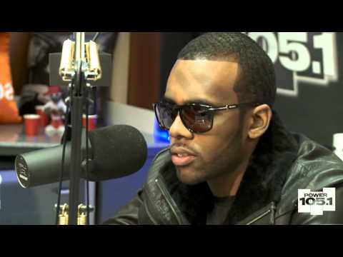 Mario Interview  OnThe Breakfast Club - Power 105 1 FM